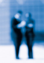 Blurred Lawyers